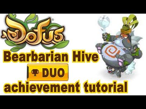 Dofus Duo Tutorial: Celestial Bearbarian (+tips)