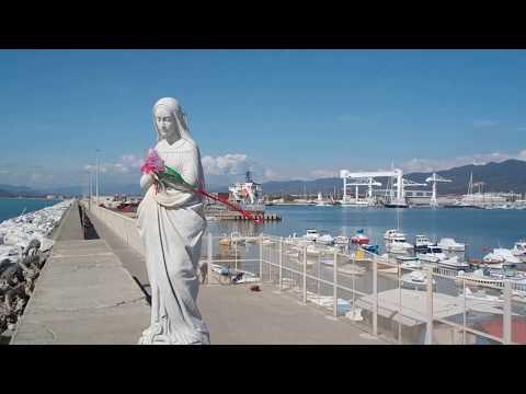 Porto Marina di Carrara la Madonnina