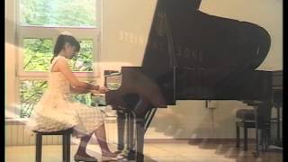 Iva Vukovic, 14 years old, F. Chopin: Scherzo No. 1 in B minor, Op. 20