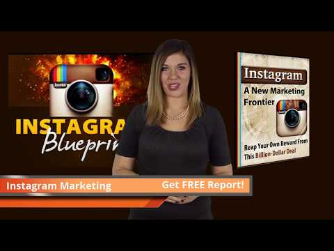 Using Instagram for Business - Instagram Marketing Strategy Free Report