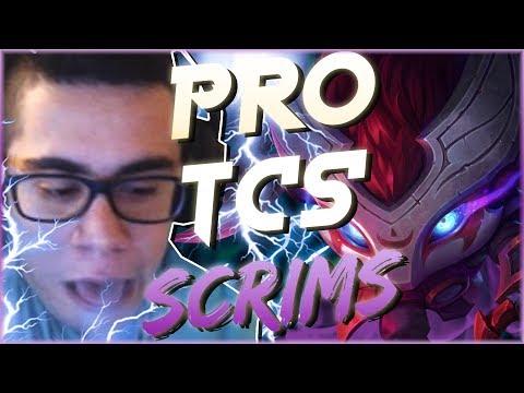 TFBlade | PREPARING FOR TCS Vs The Meme Stream Dream Team