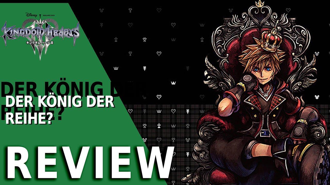 Kingdom Hearts III im Test - Der König der Reihe?! | Ouji Review