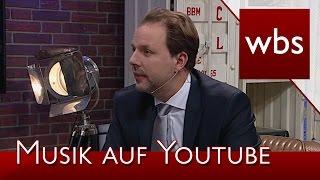 Bei NRW.TV: Musik auf YouTube, Facebook AGB, Dubsmash, Streaming und WhatsApp | Kanzlei WBS