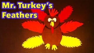 Thanksgiving songs for children - Mr. Turkey