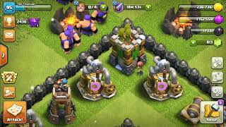 NEW SEASONAL TROOP EL PRIMO ATTACK STRATEGY OF TH 9/ CLAN WAR LEADGES.... CLASH OF CLANS