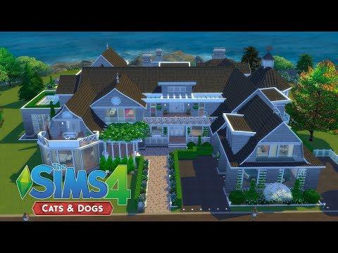 The Sims 4 - Brindleton Bay Spring Mansion (House Tour)