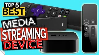 ✅ Top 5 Best STREAMING DEVICE 2020 (Media 4K TV & Stick)