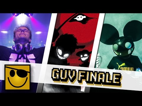 GuvFinale Live Mix (Armin van Buuren, Knife Party, deadmau5)