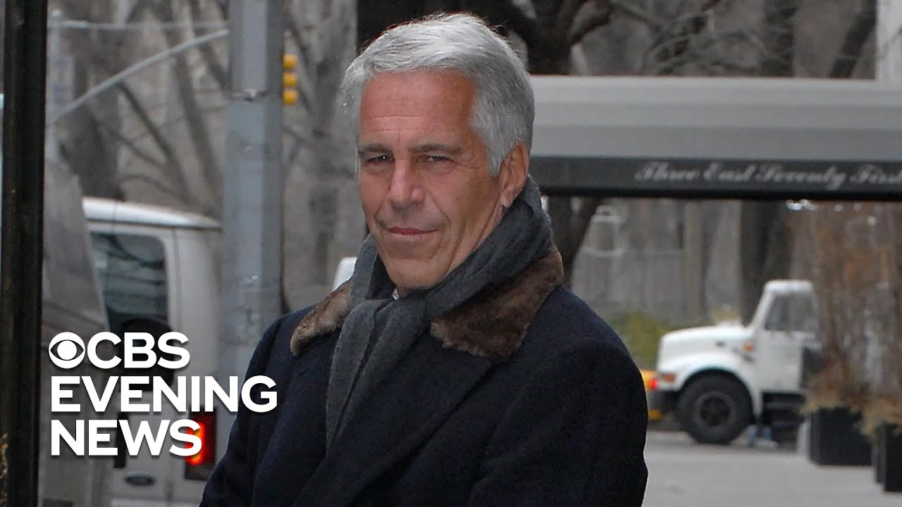 Jail video of Jeffrey Epstein's first apparent suicide attempt no longer ...