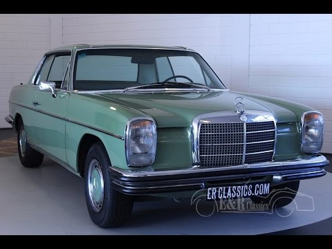 Mercedes Benz 280 C Coupe 1972 Top Restored Condition
