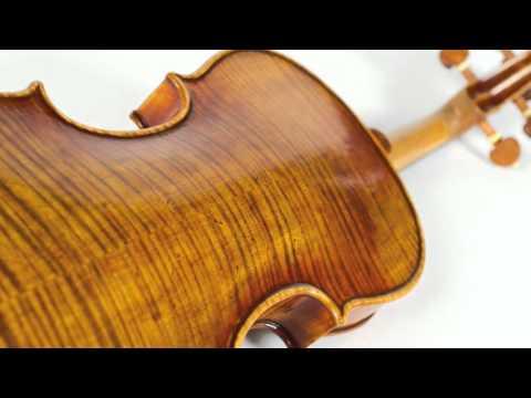 Holstein soil violin sinding suite in a minor youtube for Soil 1714 stradivarius