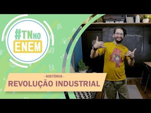 História - Revolução Industrial