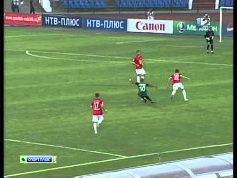 Spartak Nl. - Krasnodar  1-half
