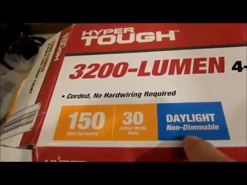 20 4 Led Shop Light It Does Exist
