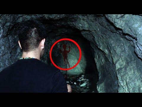 Visité la cueva del DIABLO | Víctor González