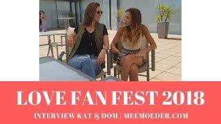 Katherine Barrell & Dominique Provost-Chalkley Interview Love Fan Fest 2018 (WayHaught Wynonna Earp)