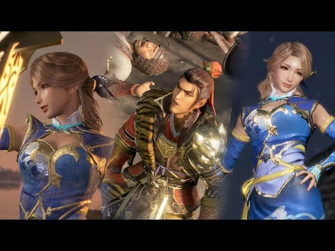 Zhang Chunhua Whip All Officers!