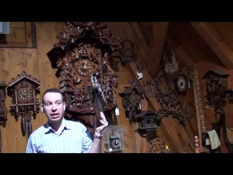 Black Forest Cuckoo Clock Shop, Germany