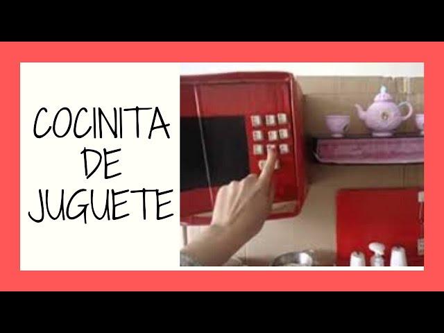 COMO HACER UNA COCINA DE JUGUETE/ COCINA PARA NIÑOS/ COCINA DE CARTÓN Videos De Viajes