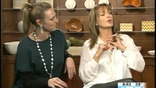 LaNae Fine Jewelry Cherish LaNae & Lisa Stein 02.13.16 Good Morning Vail