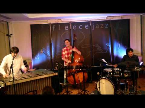 Jim Hart's Cloudmakers Trio - Fleece Jazz, 8 May 2015