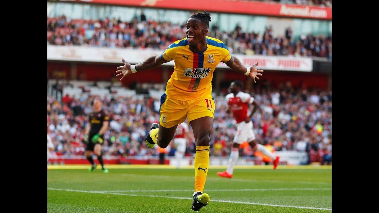 Arsenal vs Crystal Palace Highlights & Full Match