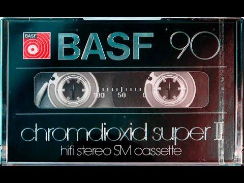 Unboxing Audio Cassette BASF Chromdioxid super II 90