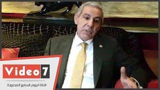 وزير الصناعة من لشبونة: البرتغال مهمة لمصر  وزيارة الرئيس لها بعد سياسى واقتصادي