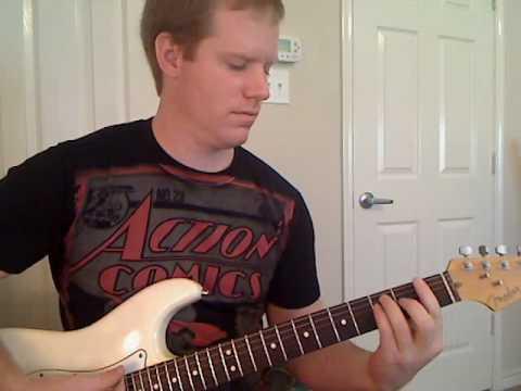 Nickelback - Gotta Be Somebody - GUITAR LESSON