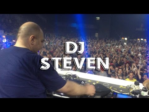 DJ STEVEN @ METROPOLIS pres. INTEC, Winter Sports Palace, Sofia, Bulgaria (30.04.2015)