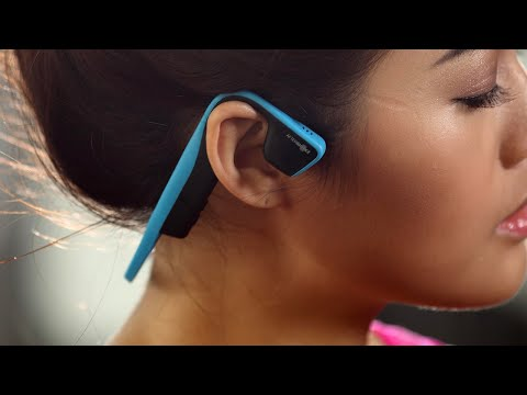 AfterShokz - Bone-Conduction Headphones