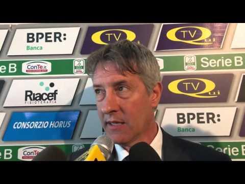 Le prime parole di Mister Bergodi, nuovo coach del MODENA F.C.