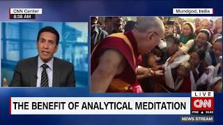 CNN. Уроки медитации с Далай-ламой