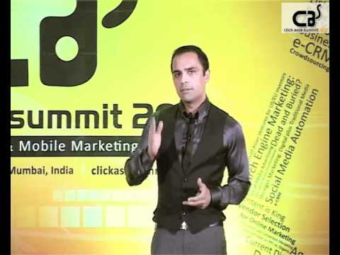 Lessons for Life and Business (Part 3) - Gurbaksh Chahal @ Click Asia Summit 2011