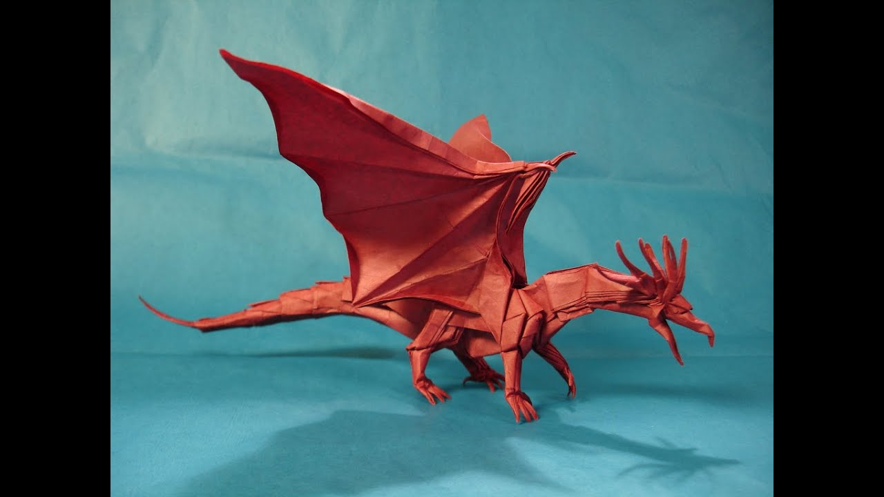 50 best origami dragon that will blow your mind youtube