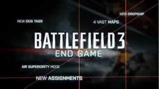Battlefield 3: End Game - Премьерный трейлер игрового процесса