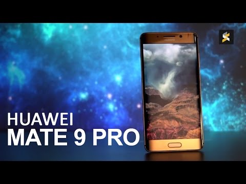 Huawei Mate 9 Pro: Top Features