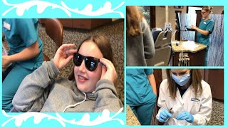 21st Braces Visit || Phase 1- Preparing For Retainer On/Braces Off, Adult Teeth Still Coming In