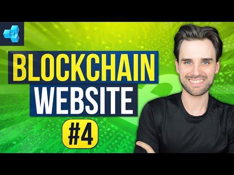 Build a Blockchain