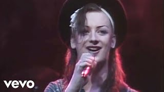 "Check out Culture Club perform ""Time (Clock of the Heart)"" live. RO..."