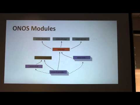 ONOS Architecture Overview