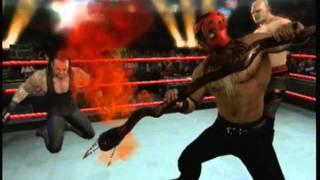 WWE Smackdown vs Raw 2009 The Boogeyman steals Kane