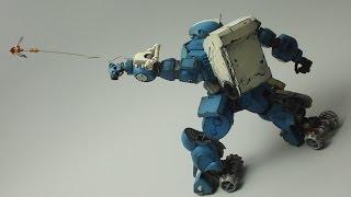 """1/20 scale """"Blue Rose"""" custom Fatty"""