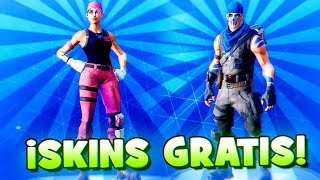 FREE SKINS IN FORTNITE*** (Although a little poop)