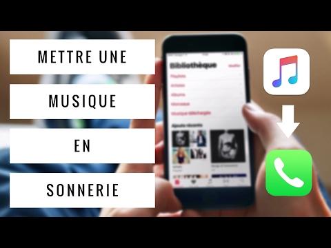 Comment Mettre Une Musique En Sonnerie Sur IPhone (sans Ordinateur Ou Jailbreak)
