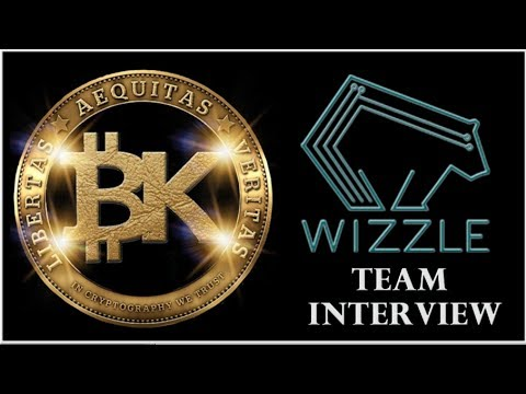 1:1 w/ Mark Noorlander - Wizzle Network 💵🌐 Fintech Startup Review | Best Blockchain ICO in 2018