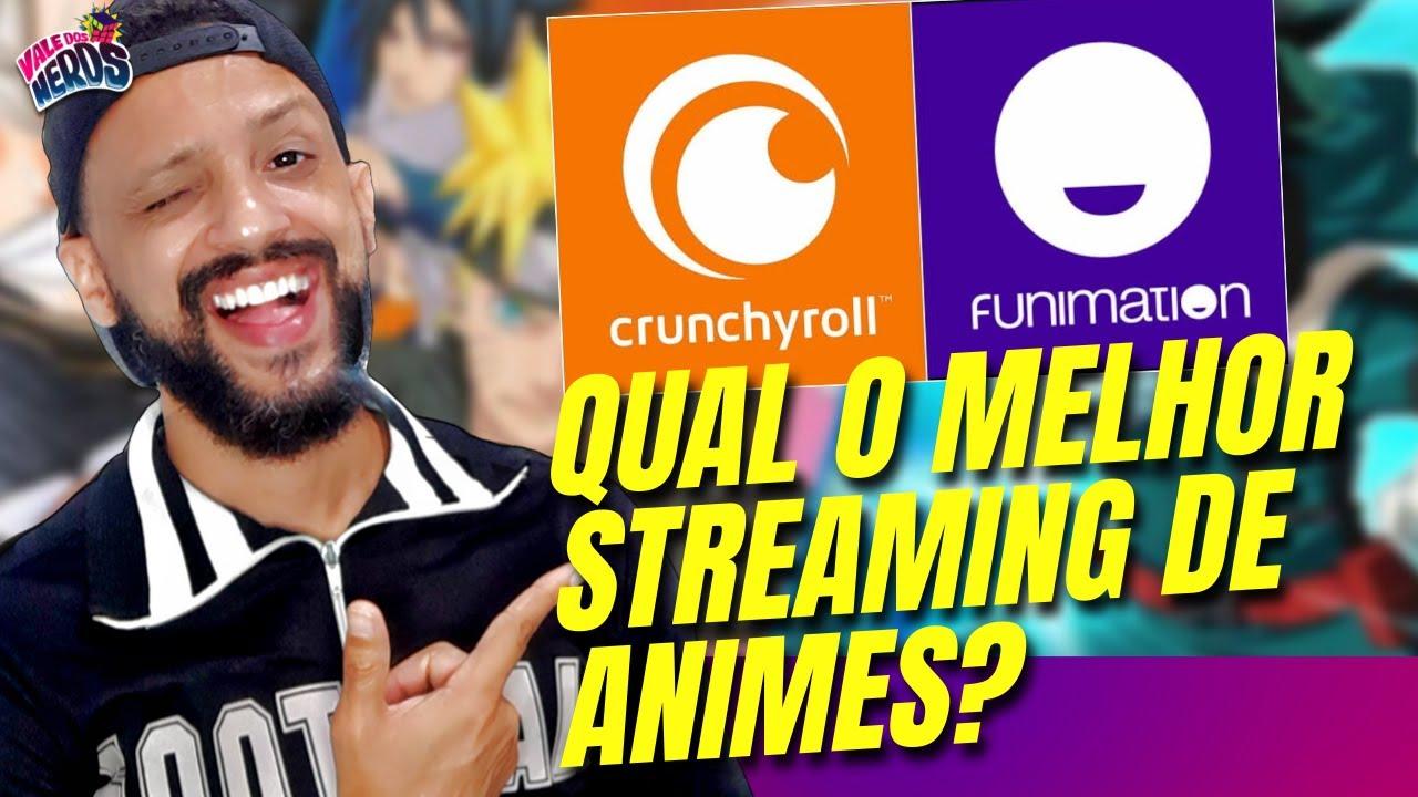 Download CRUNCHYROLL vs FUNIMATION - Qual o melhor Streaming de Anime?