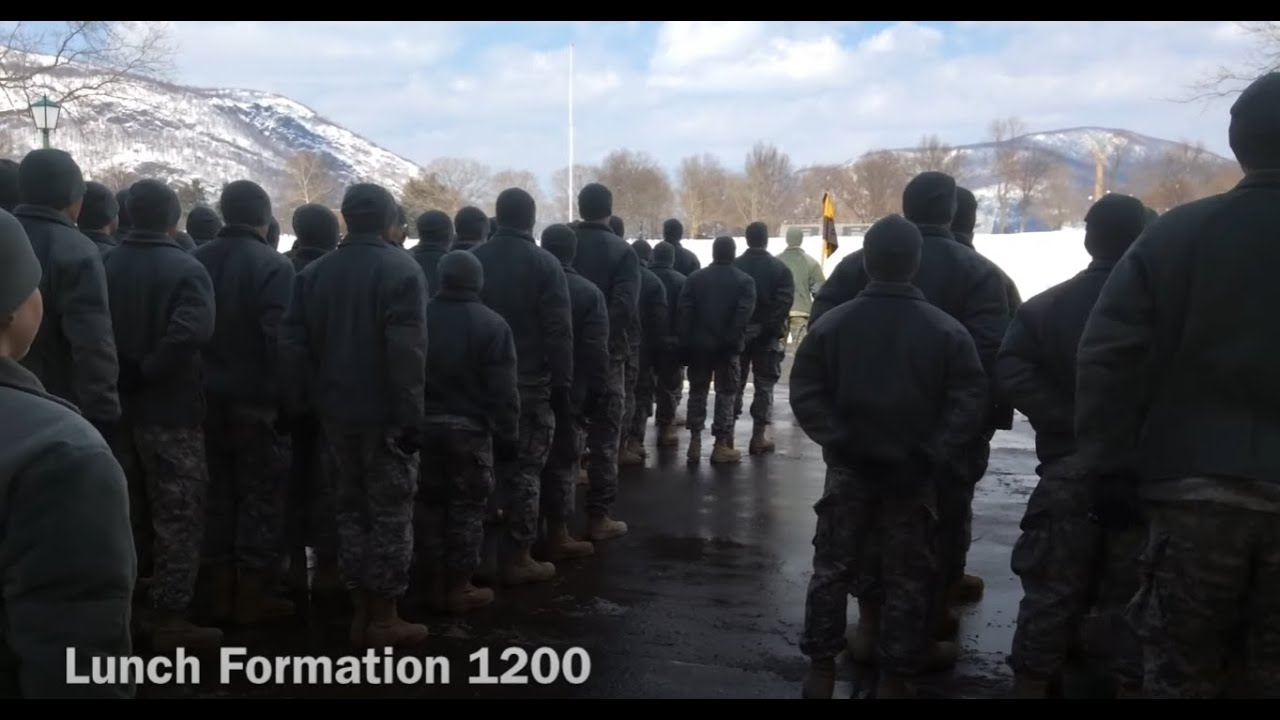 Download A Day In The Life Of A West Point Cadet