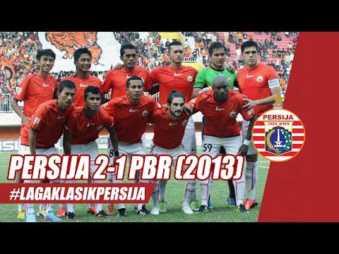 #OnThisDay | PERSIJA JAKARTA 2-1 PELITA BANDUNG RAYA (2013)