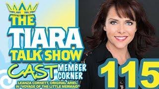 "TTTS: Interview With Leanza Cornett, Original Ariel In ""VOYAGE OF THE LITTLE MERMAID"""